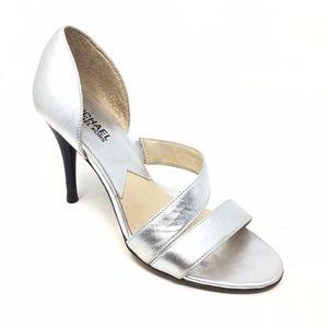 Women's Michael Kors Sandals Heels Shoes Size 7.5M